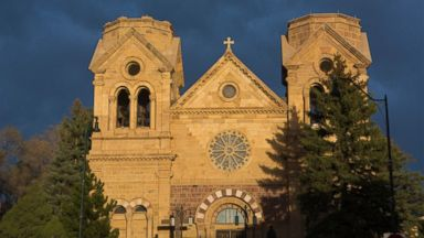 PHOTO: What to see and what to skip on a vacation in Santa Fe, New Mexico. Pictured is the St. Francis Cathedral.