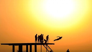 Sun-Soaked Images from Sochi, Russia