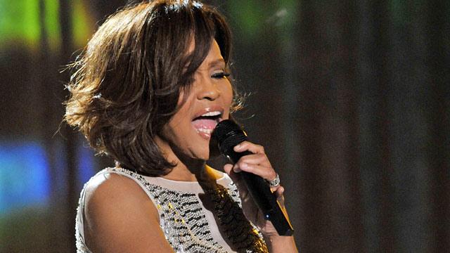 PHOTO: Whitney Houston