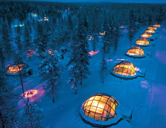 The World's Strangest Hotels