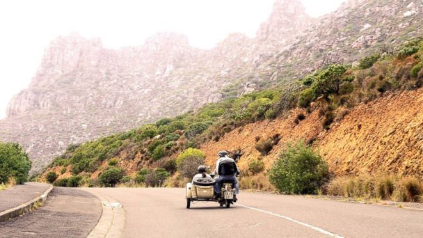 PHOTO: Cape Town Wine Land with Cape Sidecar Adventures