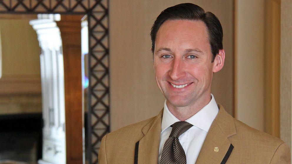 PHOTO: Alexander Mattinson, Head Butler of The St. Regis Deer Valley.