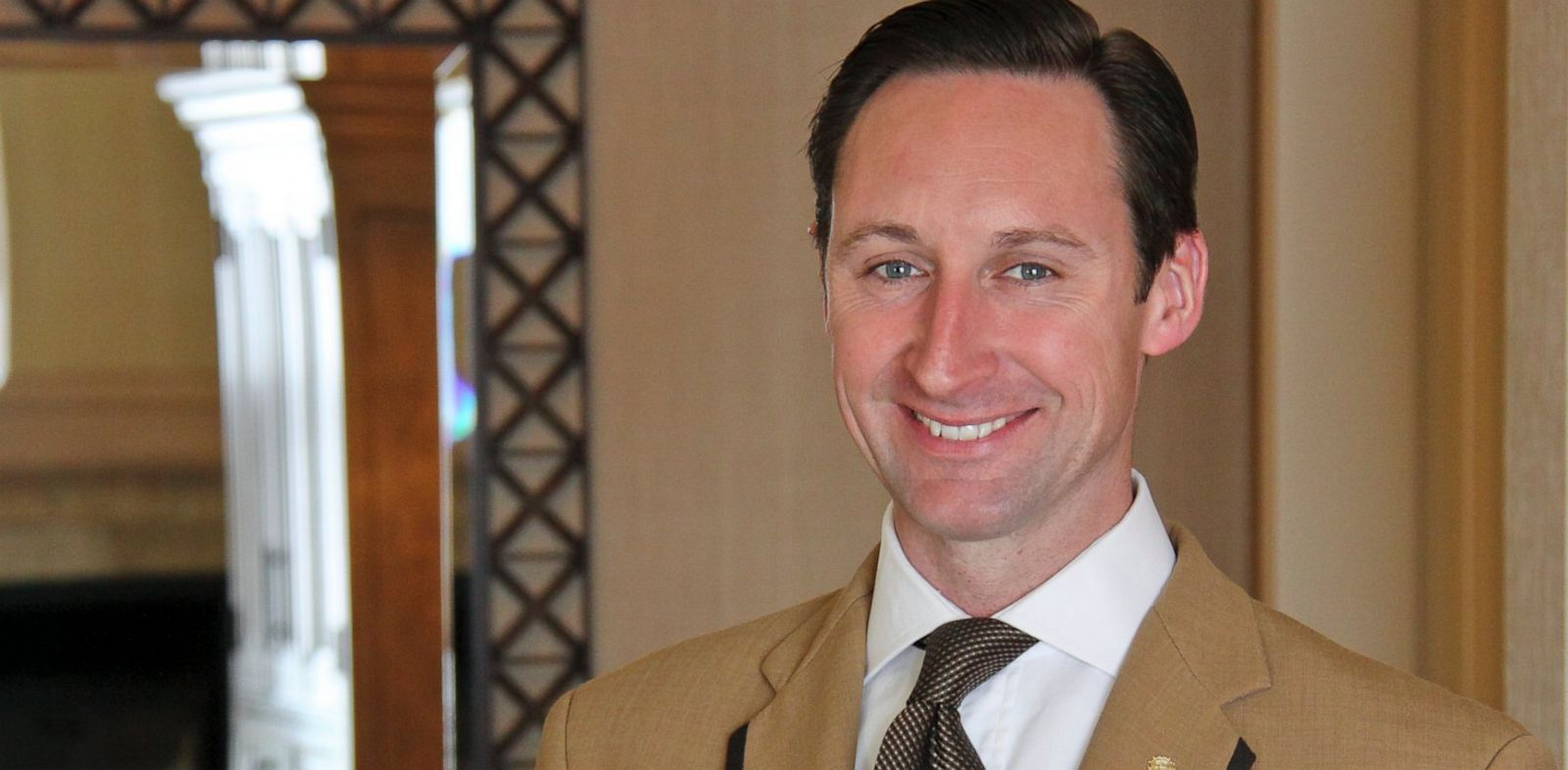 PHOTO: Alexander Mattinson, Head Butler of The St. Regis Deer Valley.