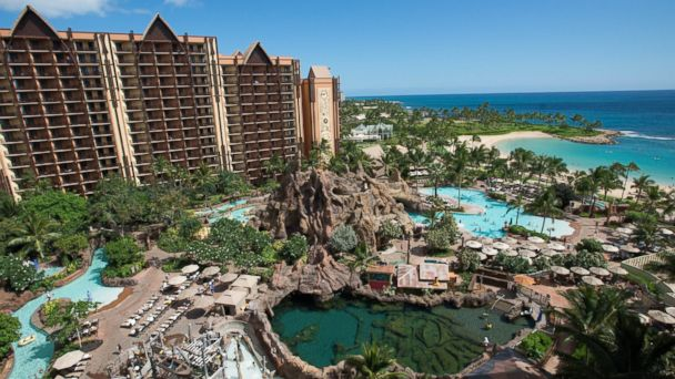 PHOTO: Aulani, a Disney Resort & Spa, Oahu