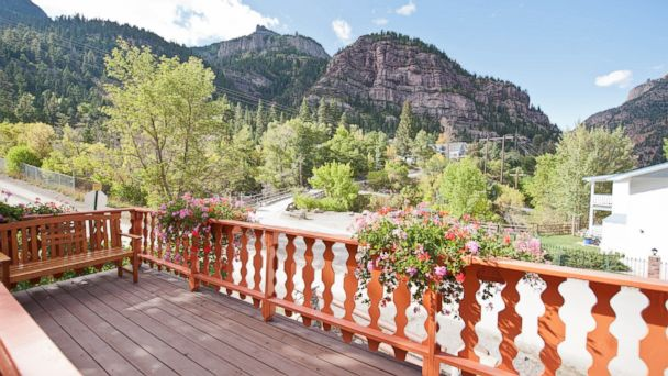 Box Canyon Lodge in Ouray, Colo.