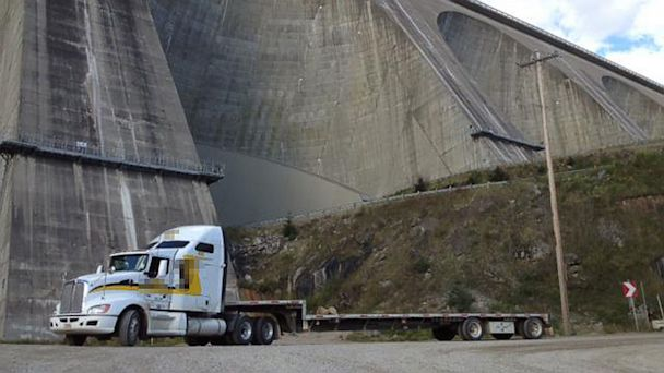 ht Manic Cinq hydroelectric dam nt 130822 16x9 608 Trucking Isnt a Job or a Career, Its a Lifestyle: A Truckers Story