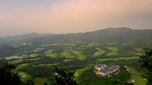 Asias top 10 attractive golf courses