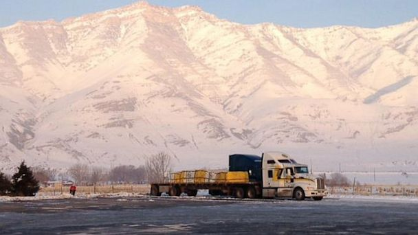 ht Near great salt lake wyoming nt 130822 16x9 608 Trucking Isnt a Job or a Career, Its a Lifestyle: A Truckers Story
