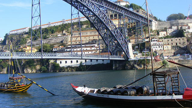 PHOTO: Porto, Cultural Hub of the Douro Valley.