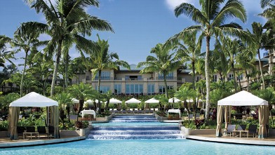 PHOTO: Ashley Tisdale could be staying at the Ritz-Carlton Kapalua.