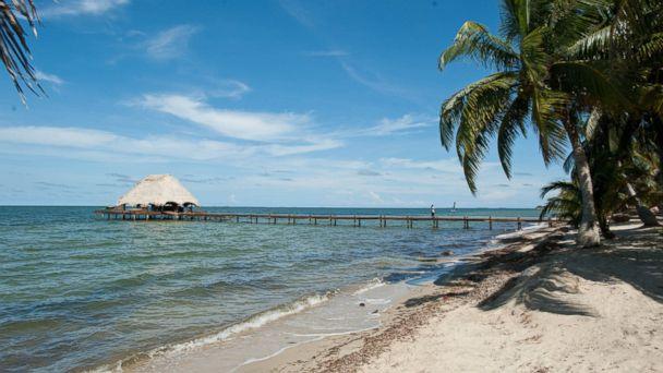Robert?s Grove Beach Resort in Belize.