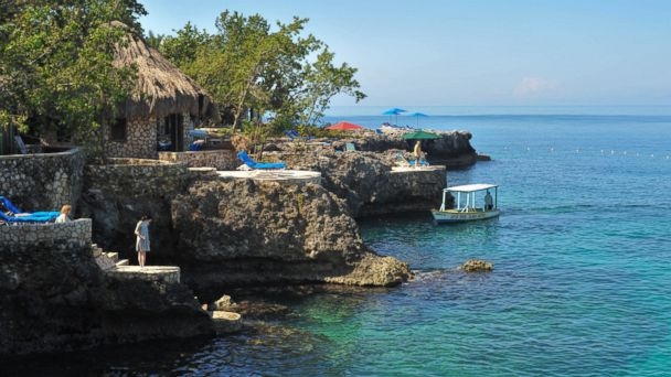 PHOTO: Rockhouse Hotel, Negril.