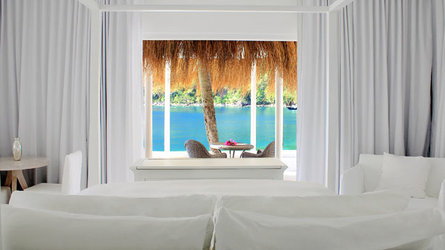 PHOTO: The new Sugar Beach, A Viceroy Resort is a complete transformation of the former Jalousie Plantation and is set within the volcanic rainforests of Val des Pitons, a UNESCO World Heritage site famous for diving. At Anse Cochon, travelers wreck dive