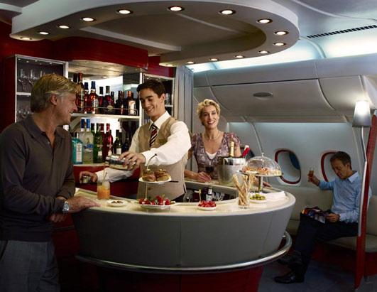 Flying in Style: Posh Airline Seats
