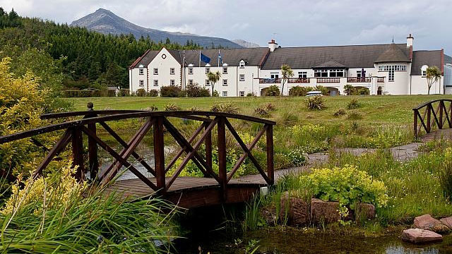 PHOTO: Auchrannie Spa Resort, Isle of Arran, Scotland