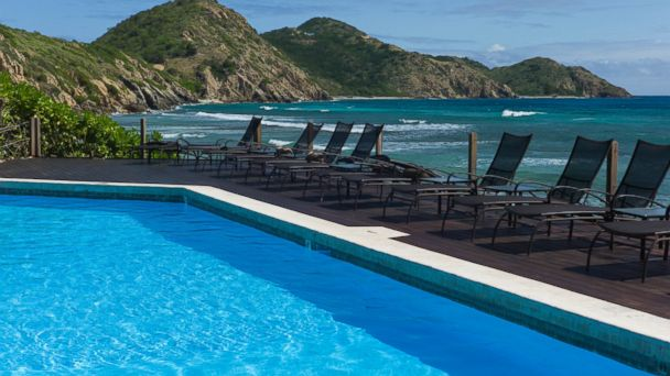 PHOTO: Biras Creek Resort, British Virgin Islands.
