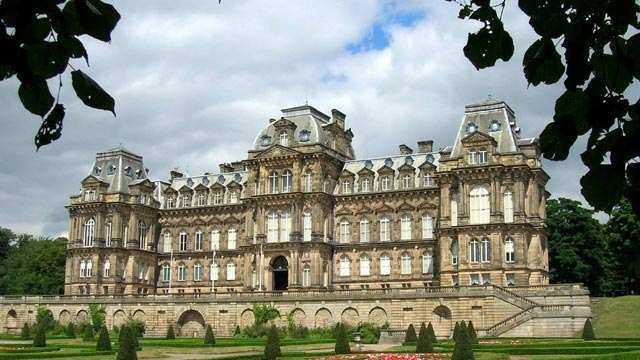 PHOTO: Bowes Museum, Durham, England