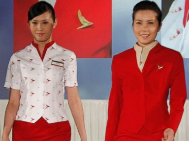 These Uniforms Won't Fly: Are They Too Sexy for the Sky?