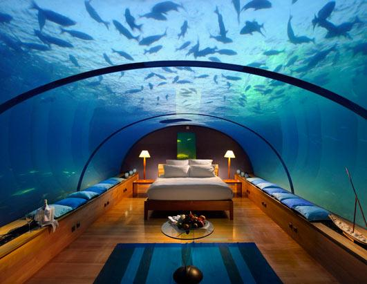 World's Strangest Hotels