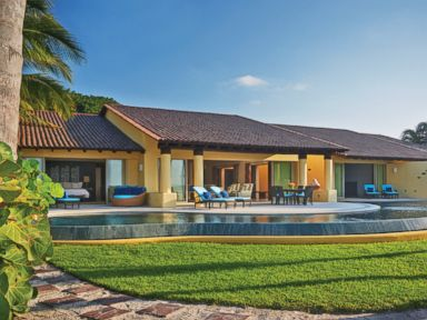 Photos: Hotel Suite of the Week: Coral Suite at Four Seasons Punta Mita