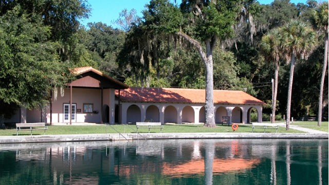 PHOTO: De Leon Springs State Park