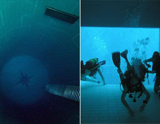 World's Scariest Hotel Pool?
