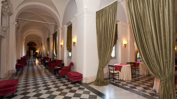 PHOTO: 4. 17th Century Roman Monastery Donna Camilla Savelli Hotel