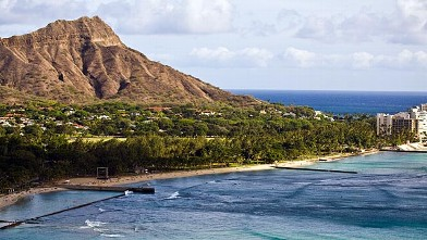 PHOTO: Diamond Head