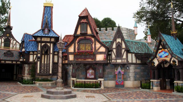 Fantasy faire opens at disneyland with princess meet-and-greet plus