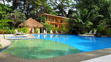 PHOTO: Doce Lunas Hotel, Restaurant & Spa in Jaco, Costa Rica.