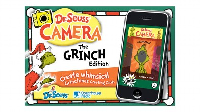 PHOTO: Dr. Seuss Camera: Grinch Edition