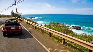 PHOTO: Drive Along North Shore