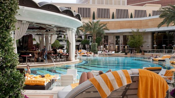 PHOTO: Encore Beach Club at the Encore at Wynn Las Vegas.