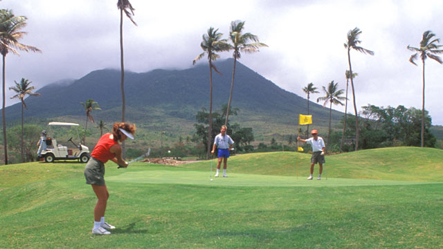 PHOTO: Four Seasons - Nevis