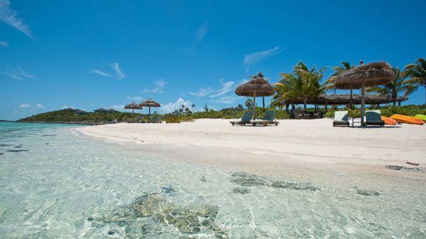 PHOTO: Fowl Cay Resort, Bahamas.