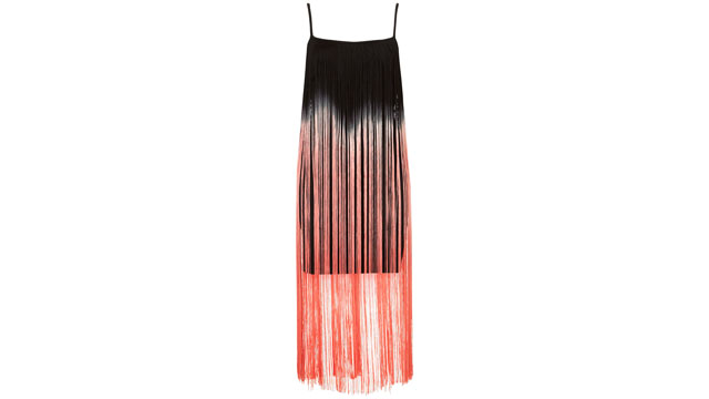 PHOTO: Ultimate Fringe Bodycon Dress By Dress Up Topshop