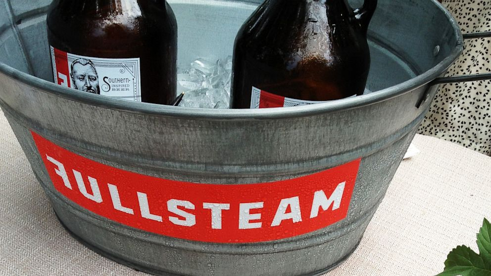 PHOTO: Fullsteam Brewerys Fearrington Summer English IPA