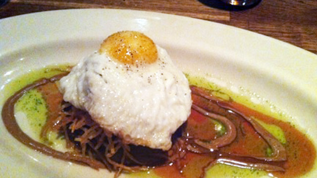 PHOTO: Dish at Girl & The Goat