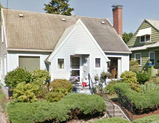 Google Street View: Portland Grandma Lives On