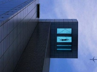 Photos: World's Scariest Hotel Pool?