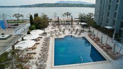 PHOTO: Hotel President Wilson, Geneva, Switzerland.