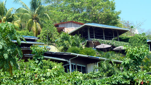 PHOTO: Horizon Ocean View Hotel and Yoga Center in Santa Teresa, Costa Rica.