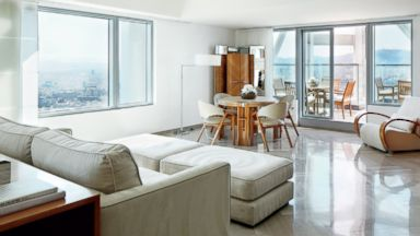 Hotel Suite of the Week: Hotel Arts Barcelona Luxury Apartments