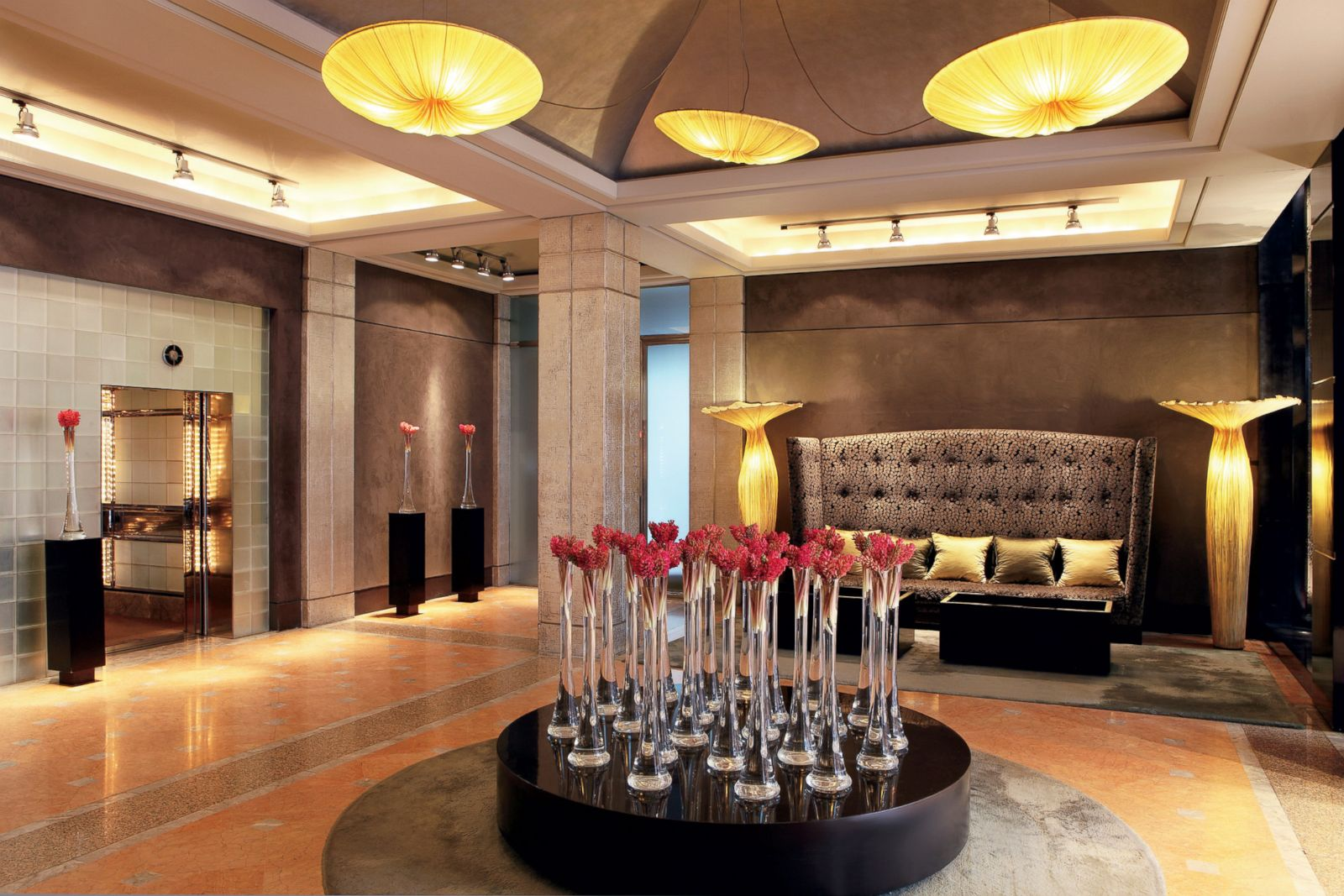 Hotel suite of the week hotel arts barcelona luxury for Hotel design barcelone