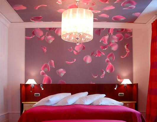 15 Trend Setting Pink Hotel Rooms.