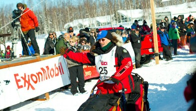 PHOTO: The Iditarod is known as &quot;last great race.&quot;