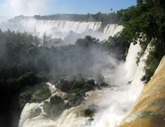 Top Ten Waterfalls Slideshow