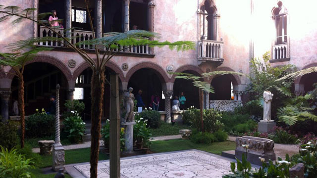 PHOTO: The Isabella Stewart Gardner Museum, Boston