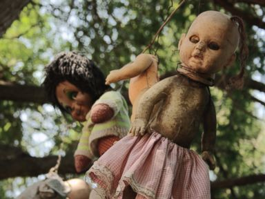 Photos: Mexico's Isla de las Mucenas, Doll Island, Is Both Haunting and Charming