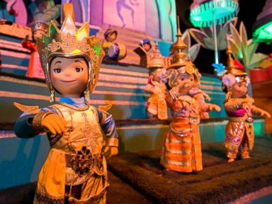 Photos: Disney Celebrates 50 Years of 'It's a Small World'